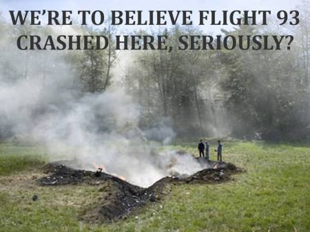 shanksville flight 93 pic