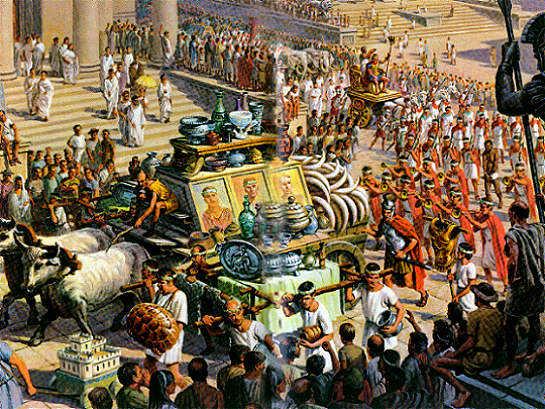 Change Hail Caesar Heil Hitler Amp Yes We Can 2012