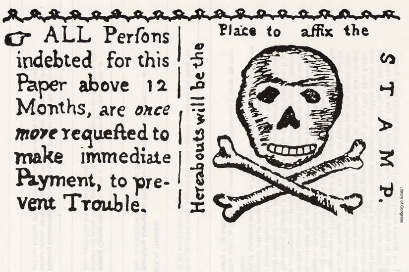 The Stamp ACT Proclamation