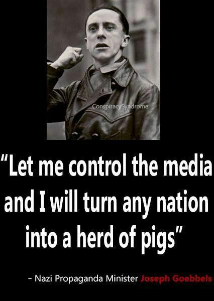 media nazi goebbels