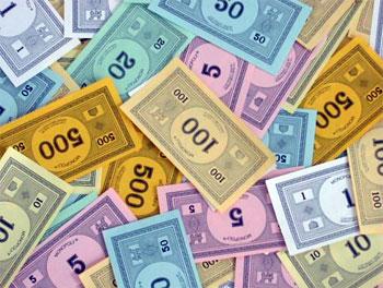 Monopoly Fiat Money 2012 Patriot