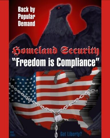 USA Patriot Act Essay