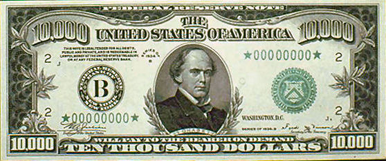 Monopoly Fiat Money 2012 Patriot