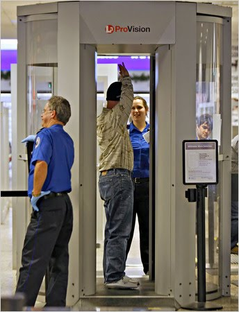 airport body scanners images. Full Body Scanner FRAUD !