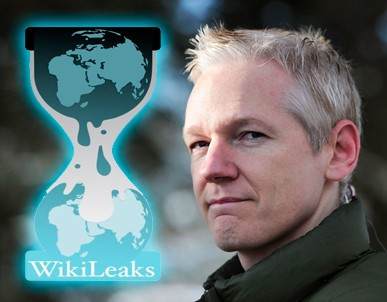 "Fairbanks visits Julian Assange: ""forced to 'pass notes' to each other"" Wikileaks-julian-assange"