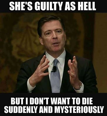 clinton james comey fbi dod 30000 emails