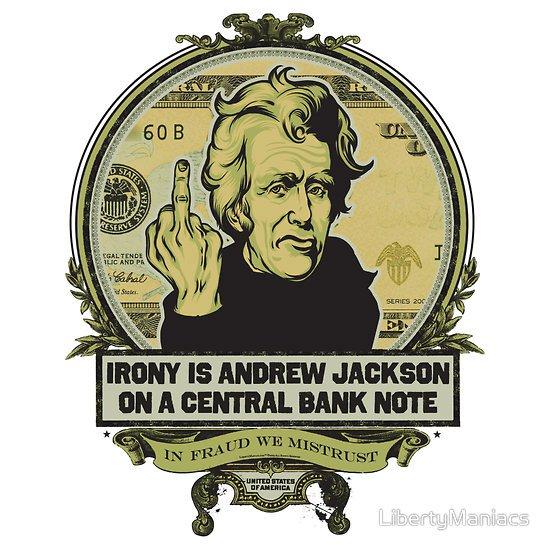 Andrew Jackson 2012 Patriot