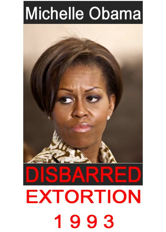 disbarment of michelle obama