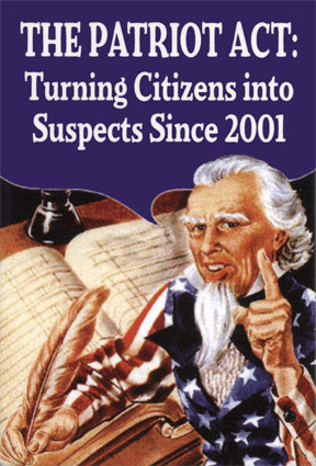 history associated with this patriot act