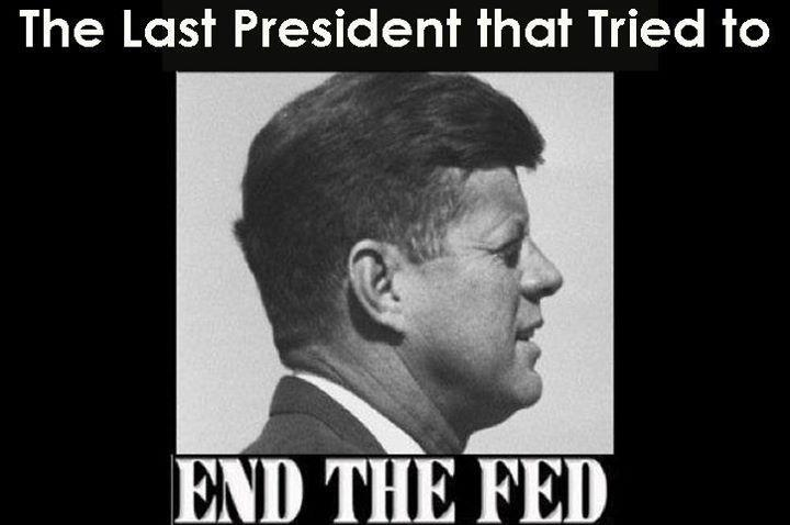Image result for end the federal reserve