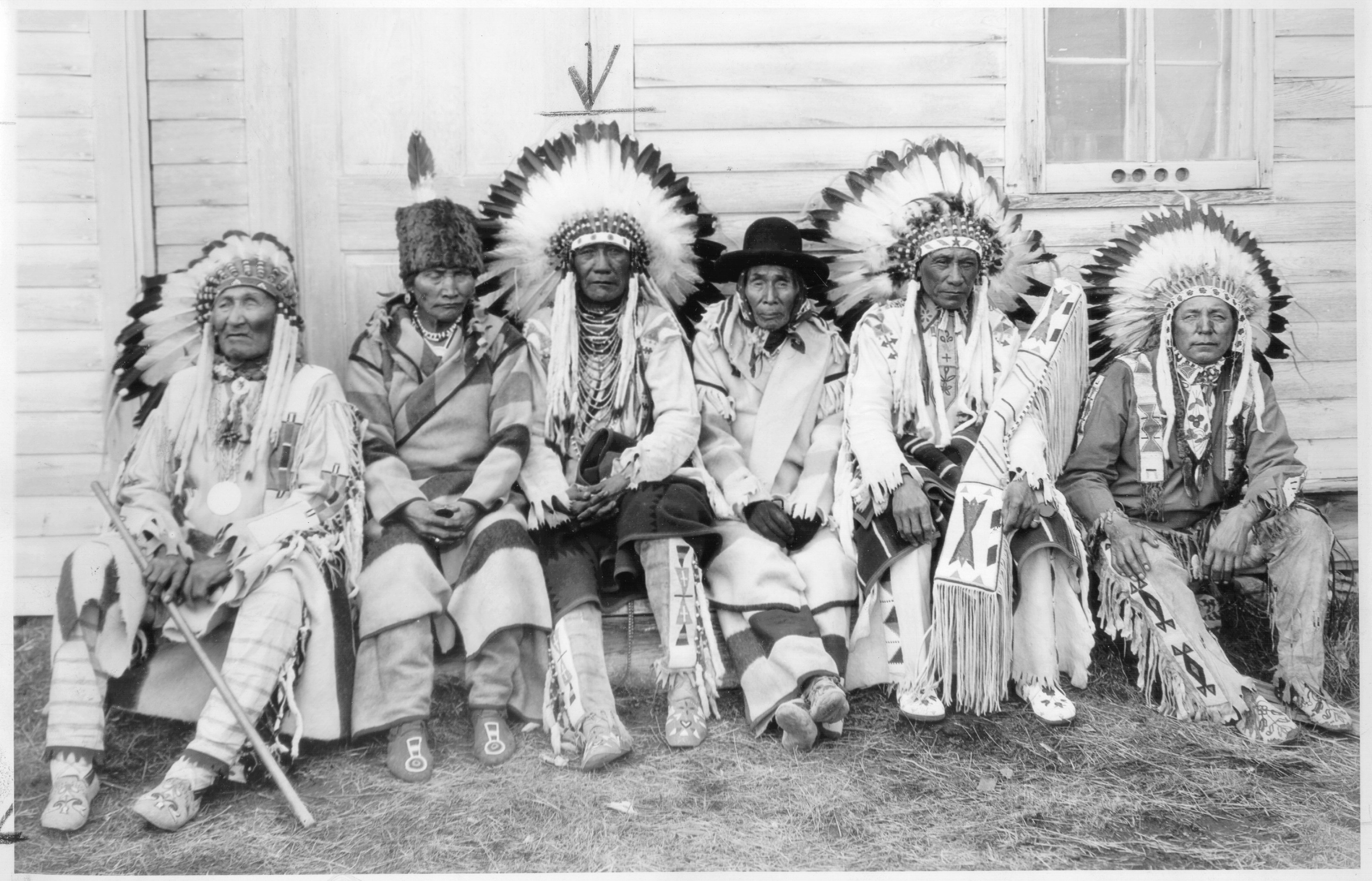 Feathers & Native American Indians