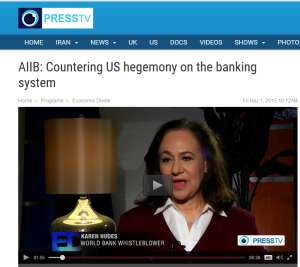 Karen Hudes AIIB countering us hegemony on the banking system pic CD64fCQVIAAW5UX