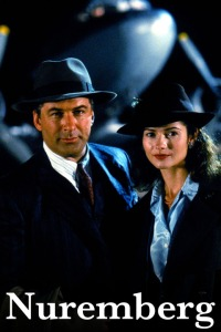 Alec Baldwin and Jill Hennessy in Nuremberg.
