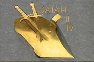 swords into plowshares isaiah 2;4 www.rockefellercenter.com