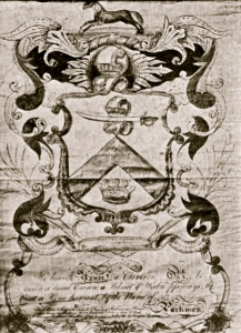 parkman coat of arms