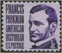parkman francis american historian u.s.postage 3 cents pic