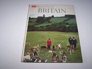 Britain LIFE world library published 1961