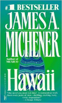 hawaii james michener