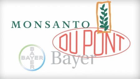 monsanto bayer dupont merger US$ 62 Billion