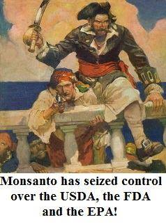 monsanto usda fda epa
