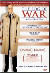 the fog of war robert mcnamara