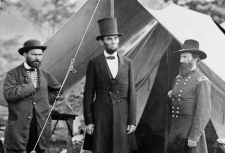 abraham lincoln civil war