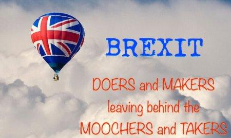 brexit balloon