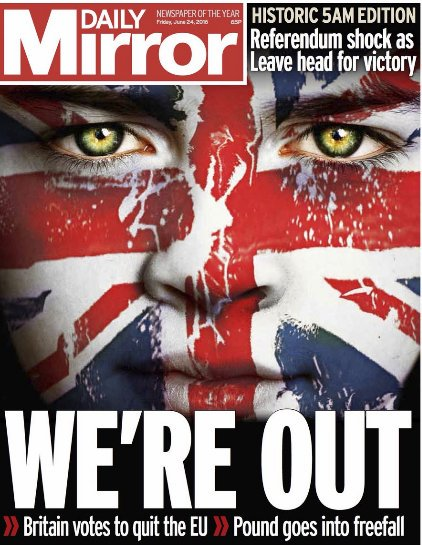 brexit daily mirror
