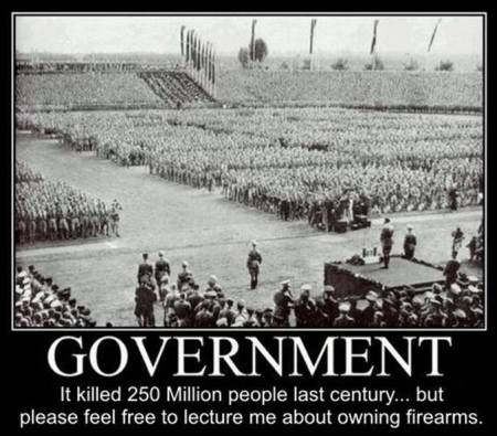 gun control 250 million government democide genocide