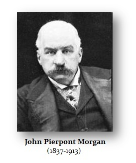 jp morgan 1907 crash
