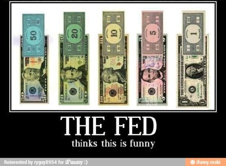 monopoly money federal reserve