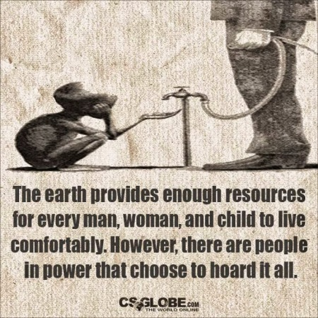 resources food energy money