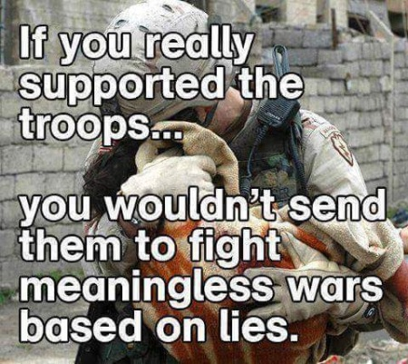 wars lies