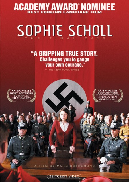 sophie scholl poster