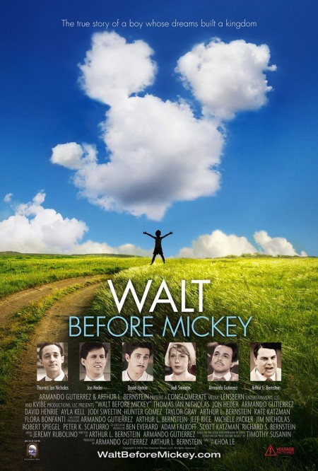 Walt Before Mickey walt disney.jpg