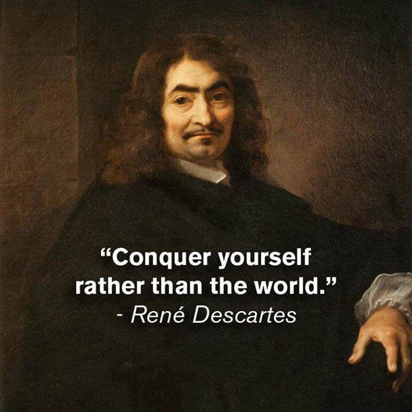 the early life and times of rene descartes First published in 1641, meditations on first philosophy is a philosophical treatise by rené descartes, in which are demonstrated the existence of god and the distinction between the human soul and the bodyrené descartes (1596 - 1650) was a french.