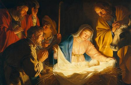 the-adoration-of-the-shepherds-gerrit-van-honthorst